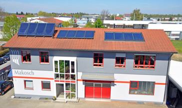 Solar Anlage Bobingen bei Augsburg